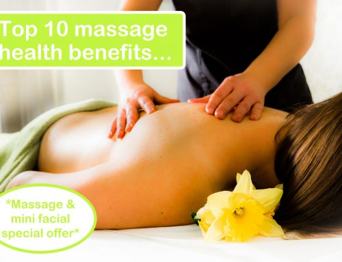 The powerful message behind the massage… top 10 massage health benefits
