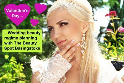 Wedding makeup beauty basingstoke
