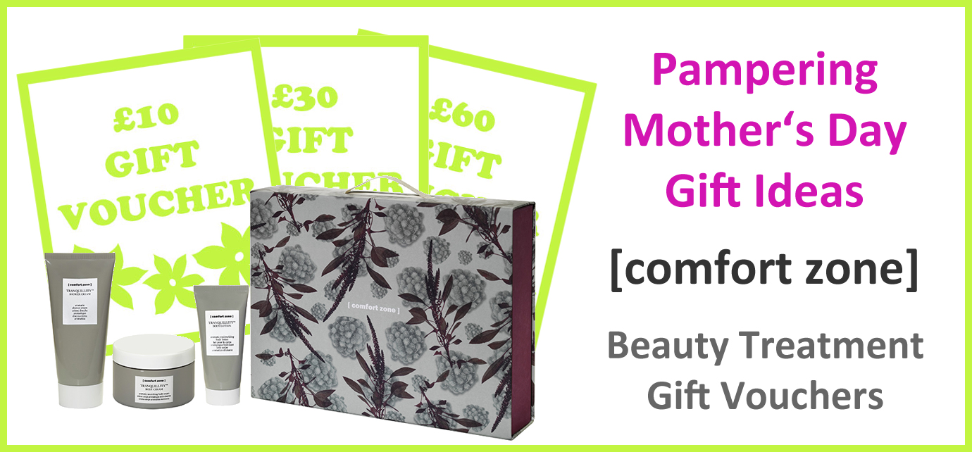 Pampering Mother's Day gifts in Basingstoke