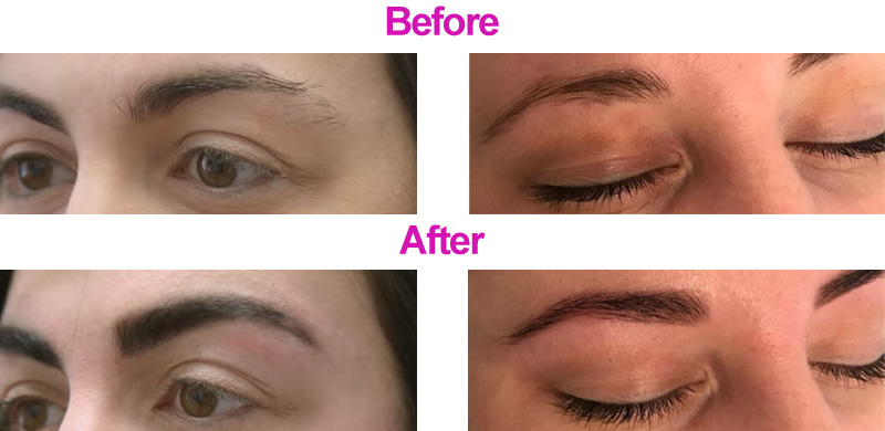 The New Must Have Eyebrow Treatment Hello Henna Brows