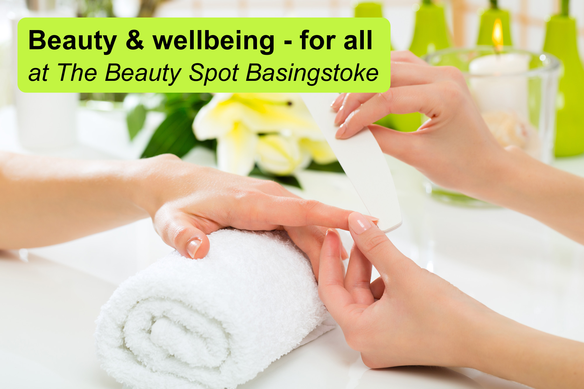 Beauty & wellbeing – for all