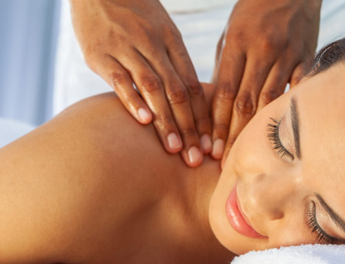 Benefit from a massage: 3 treatments for the price of 1!