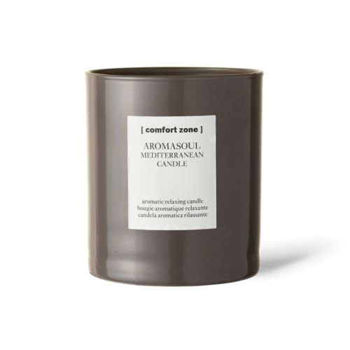 comfort zone aromasoul candle