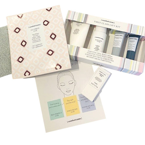 Luxury facial at home kit