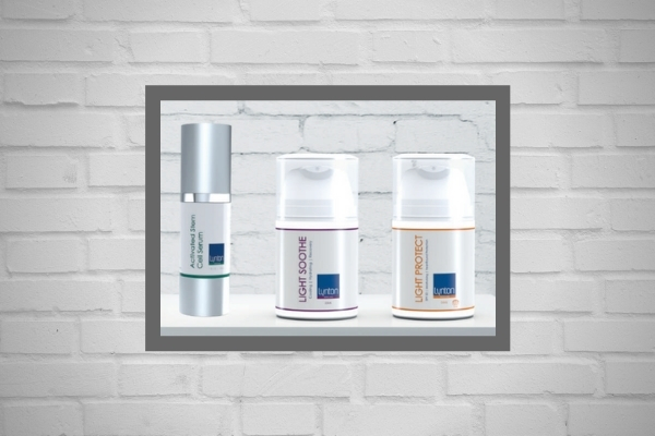 Aesthetic treatment aftercare products